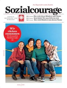 Das Caritas-Magazin für sozial engagierte Menschen.
