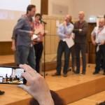 Barcamp-Planung im Rahmen der Digital-Werkstatt