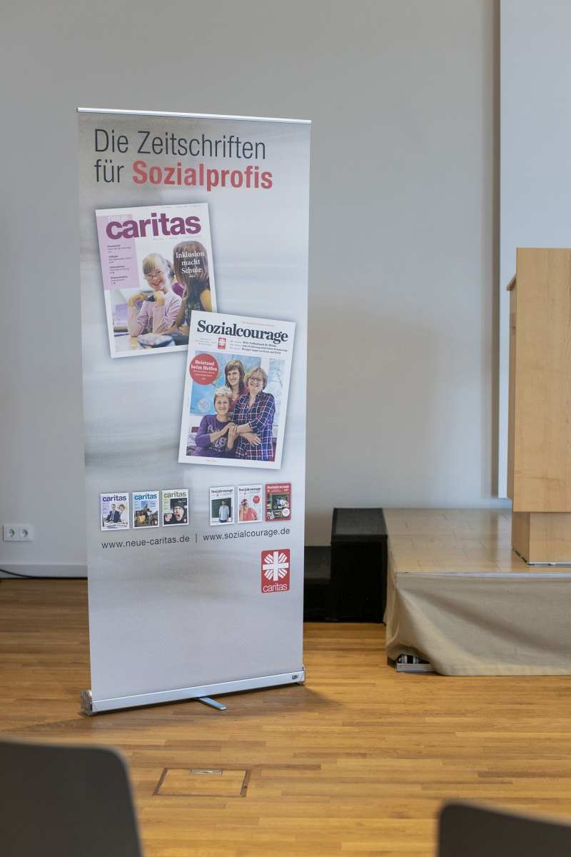 Deutscher Caritasverband e.V. / SocialCariMedia / 19. und 20.09.2019 / Siegburg © Offenblen.de/Sarah Larissa Heuser